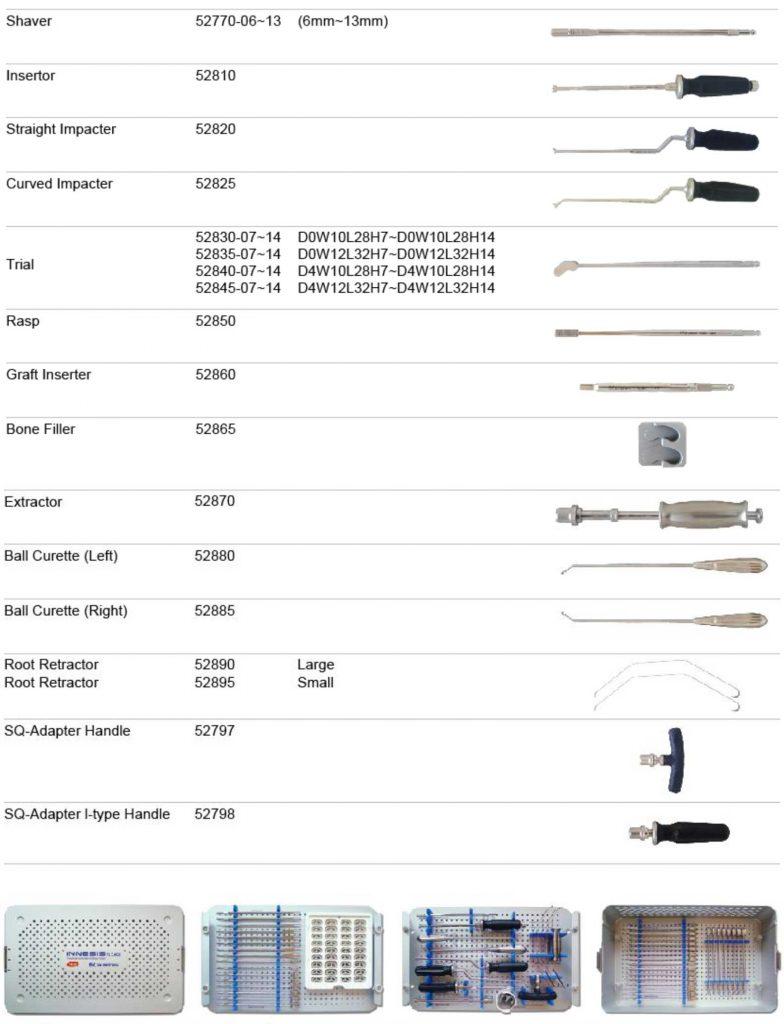 Instrument & Tray